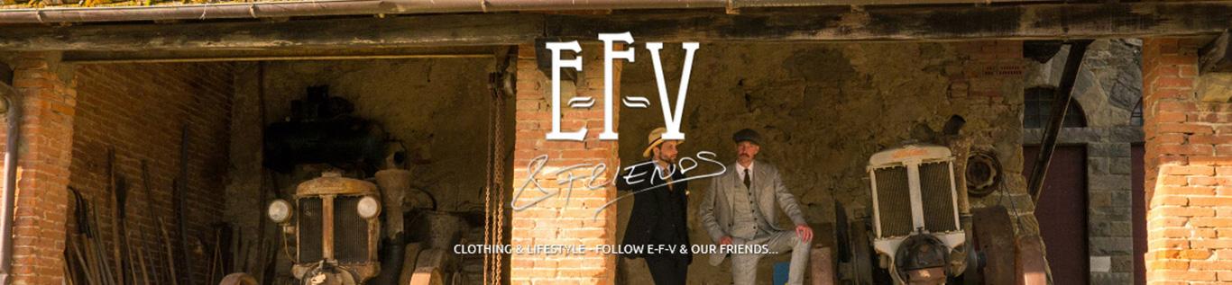 E-F-V and Friends - banner