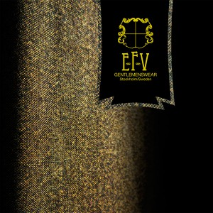E-F-V Custom fabric tweed