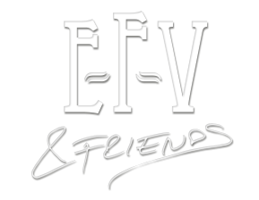 E-F-V & friends Logo